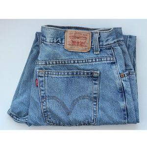 Vintage Levi 550 Jeans